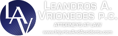 Leandros A. Vrionedes, Attorneys at Law